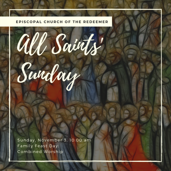 All Saints' Sunday
