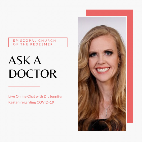 Ask a Doctor: Live with Dr. Jennifer Kasten