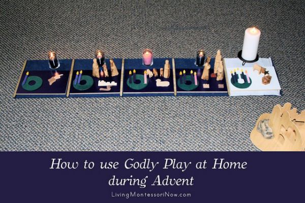 Godly Play 12/23/18 – Advent IV