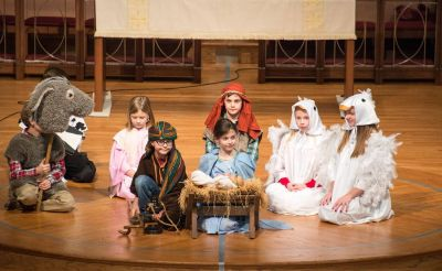 Christmas Eve Pageant