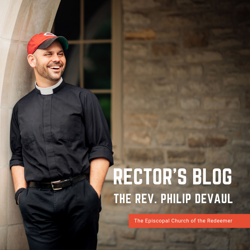 Rector's Blog: You Are A Blessing | The Episcopal Church of