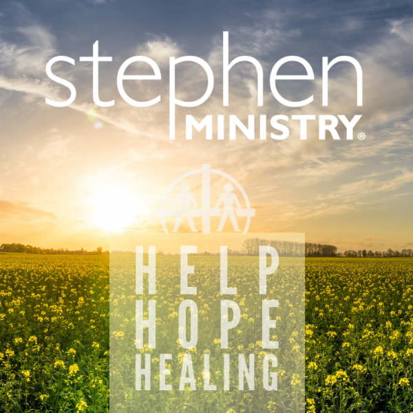 Stephen Ministry: Receptivity to Care
